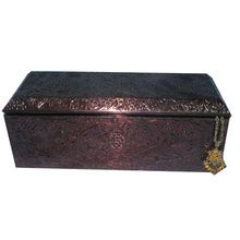 Copper Jewellery Box