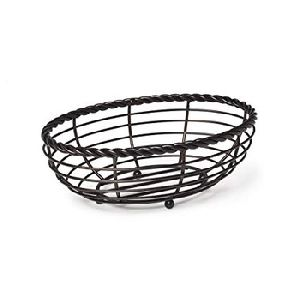 Iron Bread Basket