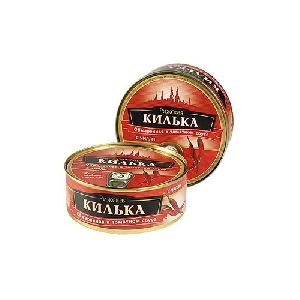 Kilka In Tomato Dressing Canned Fish
