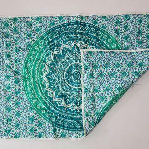 Mandala Printed Baby Blanket