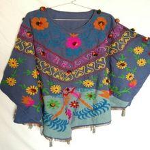 Vintage Embroidered Caftan