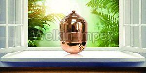 Copper Glossy Water Tank