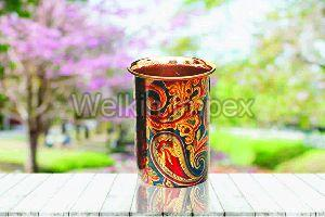 Copper Printed Water Glasses