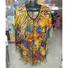 Summers Designer Digital Printed Dress