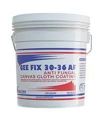 Canvas Cloth Coating Anti Fungal
