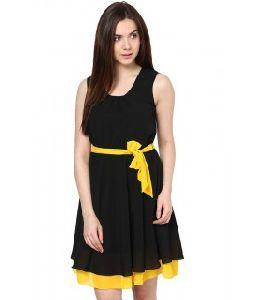 Georgette Frock Dress