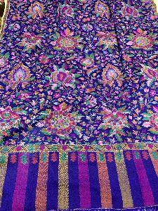 Pashmina Embroidered Jamawar Shawl