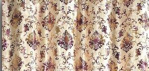 Printed Elegant Curtains