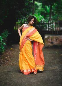 Festival Cotton Silk Saree