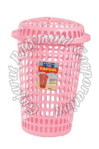 Small Size Capsule Laundry Basket