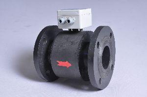 Plastic Body Electromagnetic Flow Meter
