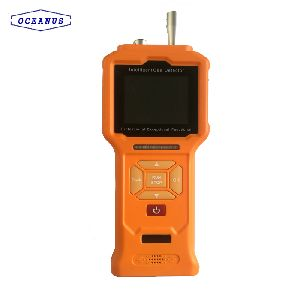 OC-903 Portable gas detector with pump-suction mode