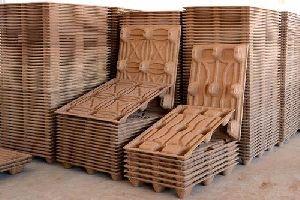 Compressed Wood Pallets