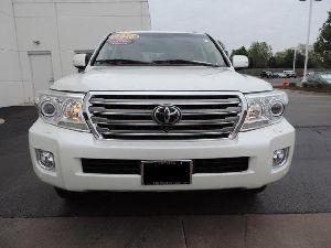 Used 2013 Toyota Land Cruiser
