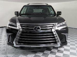 Used 2017 Lexus Lx 570
