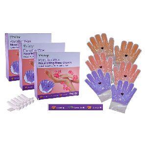 Paraffin Wax Nourishing Hand Gloves