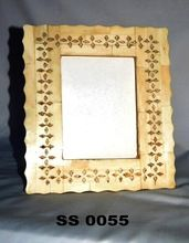 Decorative Buffalo Bone Photo Frames