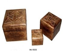 fancy Wooden Boxes