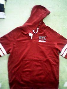 Hooded Jacket Ready Stock
