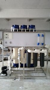 Ultra Filtration Treatment Plant