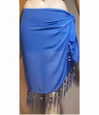 Polyester Wrap Skirts