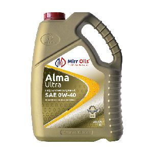 German Mirror Lubricants & Greases Co  - MIRR ALMA ULTRA API SN SAE