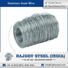 Stainless Steel Wire With High Fatigue Resistance