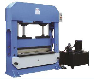 Double Cylinder Hydraulic Bending Machine
