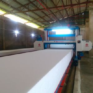 Automatic Foam Long Block Sheets Cutter