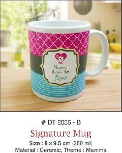 4fb499e7f3e Ceramic Mugs - Manufacturers, Suppliers & Exporters in India