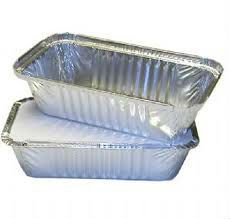 Aluminium Food Container and Lids
