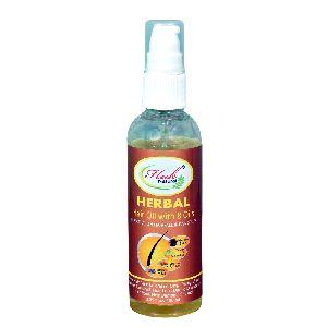 Huk Natural Herbal Hair Oil 100ml