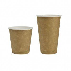 Brown Kraft Hot Cup
