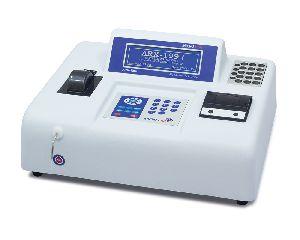 Semi Automatic Biochemistry Analyser