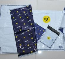 Custom Printed Tamper Proof Poly Mailing Envelope Plastic Security Courier Bag
