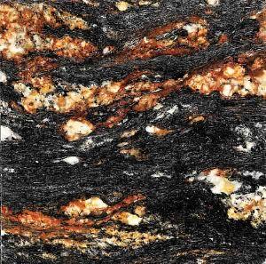 Magma Black Granite
