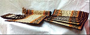 Extravagant Handmade Maddur Table Mat