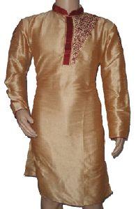Fancy Silk Cotton Kurta