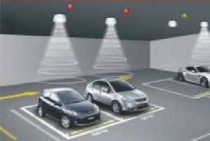 Automated Vehicle Parking Management System
