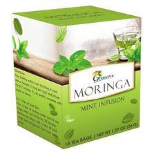 Malunggay Herbal Ginger Tea