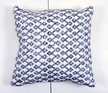 Hand Woven Polyester And Cotton Cushion Cover