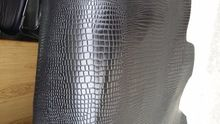 chrome free buff calf leather