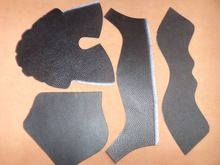 leather components for shoe