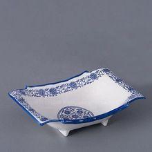 White Marble Handmade Tray