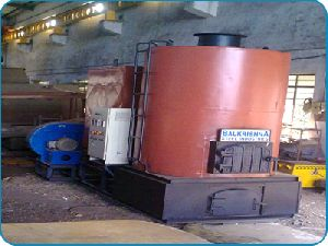 Indirect Fired Solid Fuel Fired Hot Air Generator