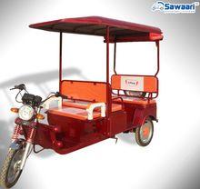 Electric Three Wheel Passenger Rickshaw