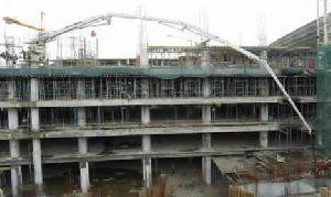 Concrete Separate Placing Booms