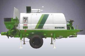 Concrete Trailer Pumps