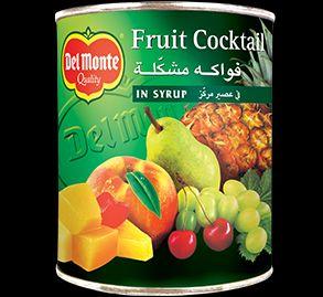prepared fruits