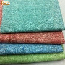 Shrink Resistance Cotton Jute Fabric